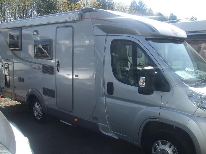 Motorhome Burstner Travelvan T620g Moran Motorhomes Of Ludlow