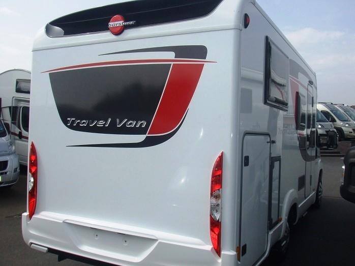 Motorhome Burstner Travel Van T620g Moran Motorhomes Of Ludlow